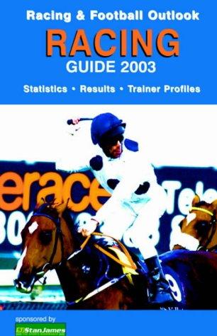 RFO Racing Annual 2003 por Sally Duckett