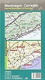 Image de Montnegre - Corredor, mapa excursionista. Escala 1:25.000. Alpina editorial. (Mapa Y Guia Excursionista)