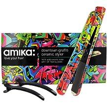 Lisseur downtown graffiti 1.25 ceramic styler Amika