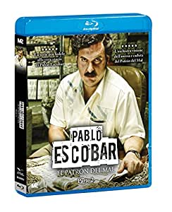 Pablo Escobar: El Patron del Mal Parte 2 (3 Blu-Ray)
