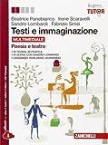 Testi E Immaginazione. Poesia-Teatro. Per Le Scuole Superiori. Con E-book. Con Espansione Online