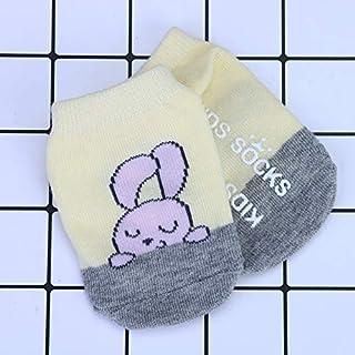 SCHOLIEBEN Baby Infant Socks Newborn Cotton Boys Girls Cute Cartoon Toddler Anti-Slip Socks