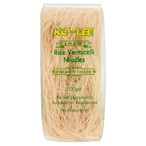Ko- Lee Rice Vermicelli Noodles 200 g (Pack of 10)