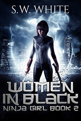 Women in Black (Ninja Girl Book 2) (English Edition) eBook ...