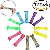 Fidget Spielzeug Antistressbälle Stressbälle Therapie Spielzeug 12 Stück