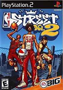 NBA Street Volume 2 - PlayStation 2 by Electronic Arts