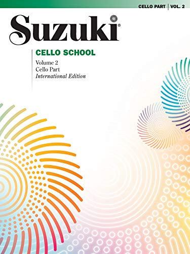 Suzuki: Cello School Volume 2 Revised Édition (Cello Part): 002 por Shinichi Suzuki