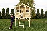Kinderspielhaus TOBI Kinderhaus Spielanlage Gartenhaus