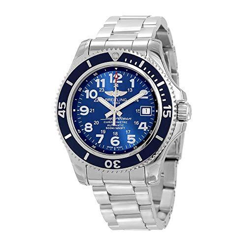 Breitling Superocean II 42Automaic Mariner reloj para hombre a17365d1/c915ss