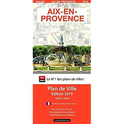 Aix-en-Provence : 1/10 000