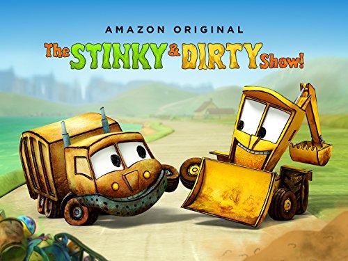 The Stinky & Dirty Show Staffel 1 - Trailer (Piraten Und Die Nimmerland Jack)