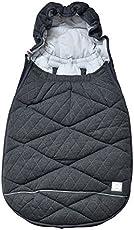 Lodger BKCFO4000062 Baby Fuβsack Baumwolle Quilt, Gruppe 0 Plus