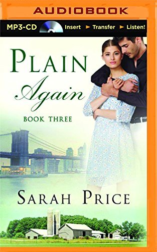 Plain Again (The Plain Fame Series) by Sarah Price (2015-09-29)