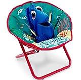 Disney Kinderstuhl Baby Stuhl Sessel rund weich gepolstert Camping Urlaub Klappstuhl DORY