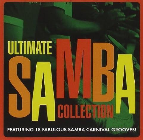 Ultimate Samba Collection - 1cd Camden Compilation