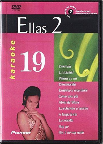 Karaoke 19 Ellas 2 [DVD]
