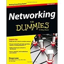 Networking For Dummies by Lowe, Doug (2013) Paperback