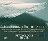 Therapien für die Seele: Die wichtigsten Methoden der Psychotherapie - verständlich dargestellt. 3 CDs