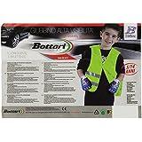 Bottari 33703Tren elassene Chaleco reflectante para niños, universal, normas CE EN471–2003.