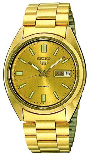 Seiko Herren-Armbanduhr - Automatik-uhr Seiko Bänder