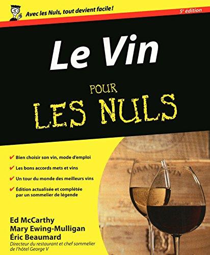 VIN 5ED POUR LES NULS par ERIC BEAUMARD, ED MCCARTHY, MARY EWING-MULLIGAN