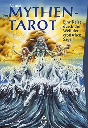 Der Mythen-Tarot: Eine Reise durch die Welt der erotischen Sagen Mythen. Luxus-Set mit 79 Karten