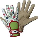 FerdyF Polyester Gartenhandschuh Größe (Handschuhe): 8, M Kiwi 1438 1 Paar