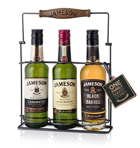 Jameson Whiskey Tri Pack 3 x 0,2 Liter