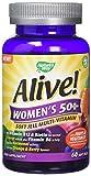 Alive 50 Plus Women Soft Jells - 60 Soft jells