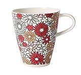 Villeroy & Boch Kaffeetasse mit Untere Caffè Club Fiori Becher 0,35l