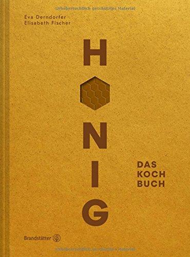 Honig - Das Kochbuch Buch-Cover