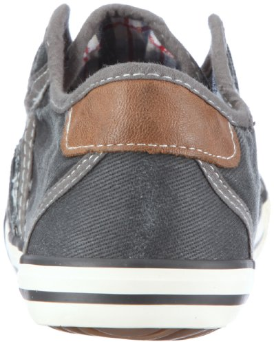 Mustang Slipper - Pantofole a casa unisex Grigio (2 Grau)