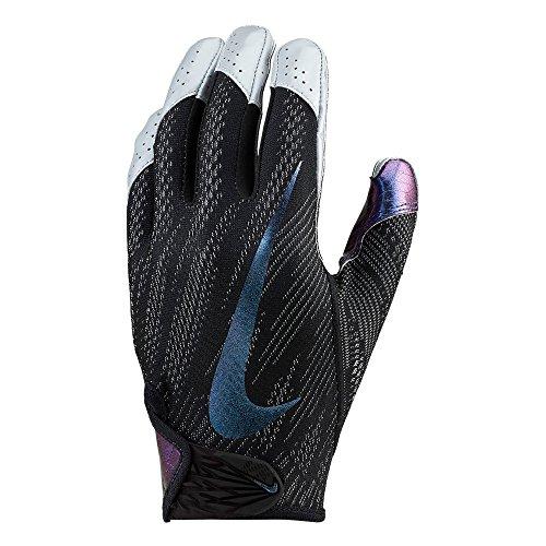 Nike Vapor Knit 2 Receiver Handschuhe - perleffekt schwarz Gr. L