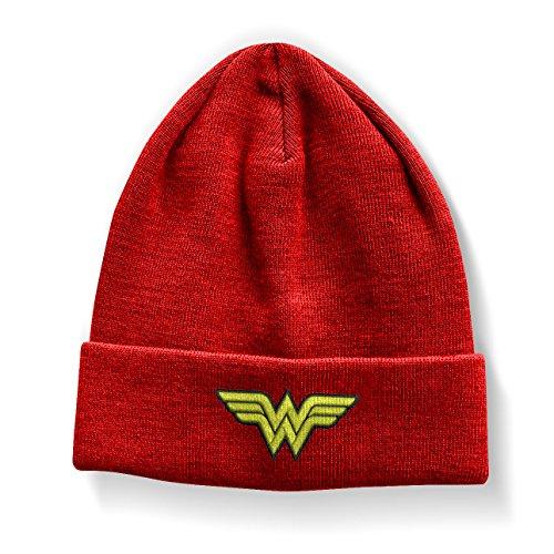 Offizielles Lizenzprodukt Wonder Woman Beanie ()