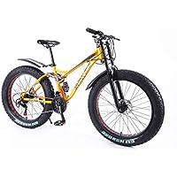 "MYTNN Fatbike 26"" 21 vitesses Shimano Style 5 2020 Fat Tyre VTT 47 cm RH VTT Fat Bike Fat Bike"