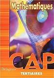 Image de Mathématiques, CAP Tertiaires (Manuel)