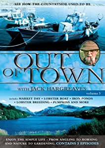 Out Of Town - With Jack Hargreaves: Volume 3 [DVD]