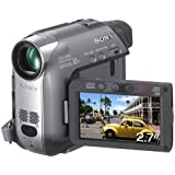 SONY Handycam DCR-HC39E (DCR-HC39) Caméscope MiniDV Zoom Optique 12x