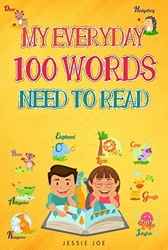 My everyday 100 words need to read (English Edition)