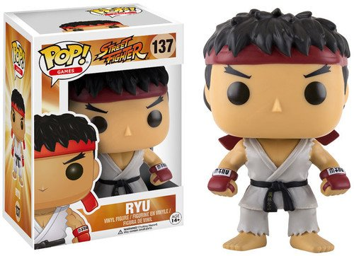 Funko 11654 GAMES: Street Fighte...