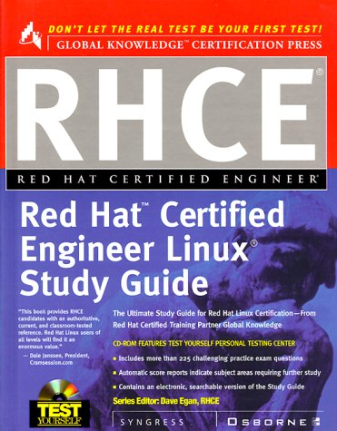 RHCE Red Hat Certified Engineer Study Guide (Certification Press) por Syngress Media  Inc.