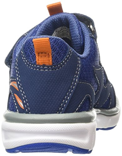 Superfit LUMIS MINI 600061 Jungen Sneaker Blau (WATER MULTI 89)