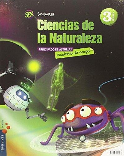 Ciencias Naturales 3º Primaria (Asturias) (Superpixépolis) - 9788426393265