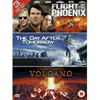 The Day After Tomorrow/Flight of the Phoenix/Volcano