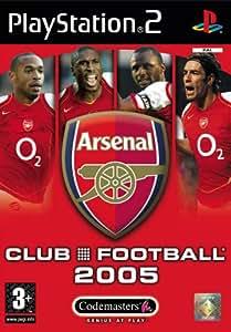 Club Football: Arsenal 2005 (PS2)