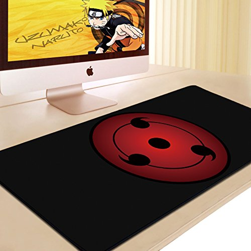 DS-L super - große mousepad, süße anime - spiel, mouse pad, schloss, dickere pad, naruto ein stück,h123 schreiben rad auge