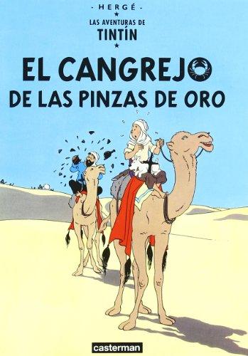 Las aventuras de Tintin : El cangrejo de...