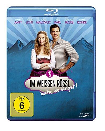 Im Weissen Rössl - Wehe du singst! [Blu-ray] -