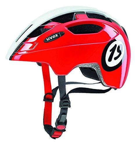 Uvex Finale Junior-Casco de Bicicleta