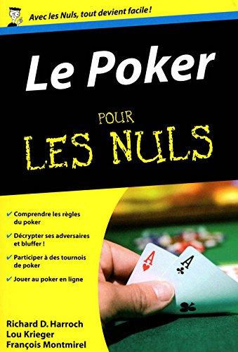 Le Poker Poche pour les Nuls par François MONTMIREL